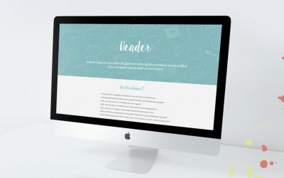 GRATIS: SALESPAGE TEMPLATE